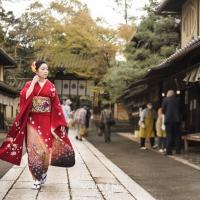 京都 和服拍攝服務 日本關西 海外婚紗攝影師KYOTO KIMONO PHOTOSHOOTING