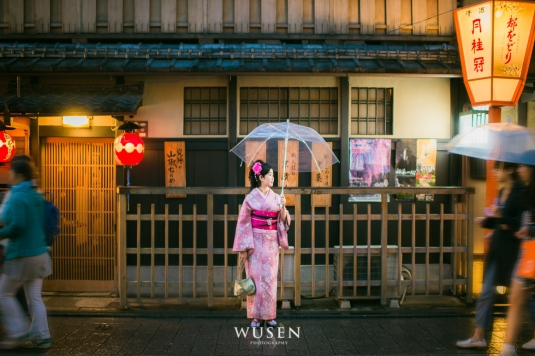 京都和服 花見小路