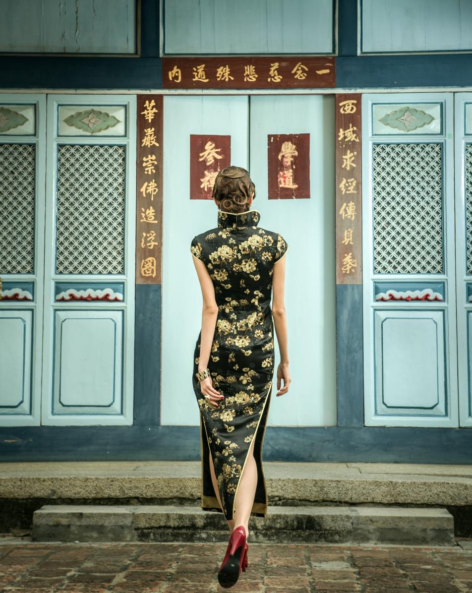 台南 旗袍寫真