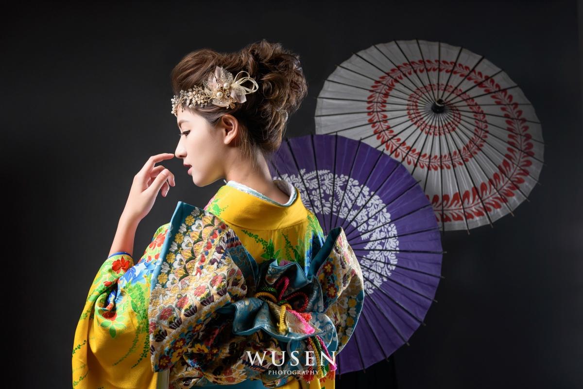 台灣和服拍攝 和服花嫁 白無垢 色打掛 台灣和服婚紗
