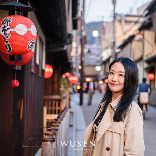 京都风情, 旅游写真