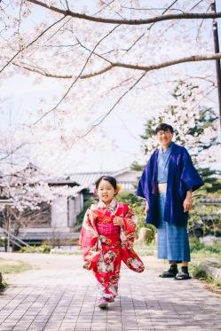 京都家族和服跟拍