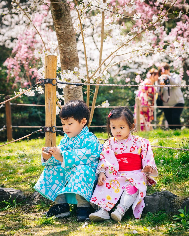 京都和服外拍攝影師,親子和服拍照