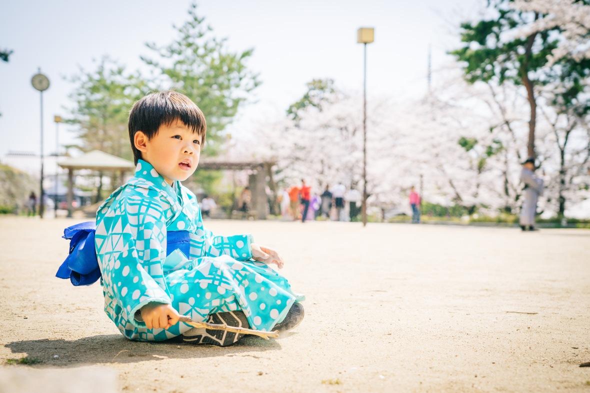 京都小人浴衣, 和服外拍行程