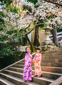 京都寶貝和服體驗
