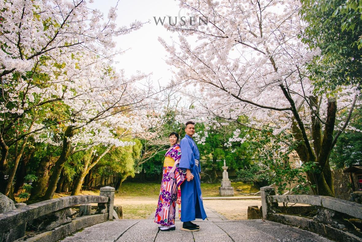 京都和服婚紗攝影