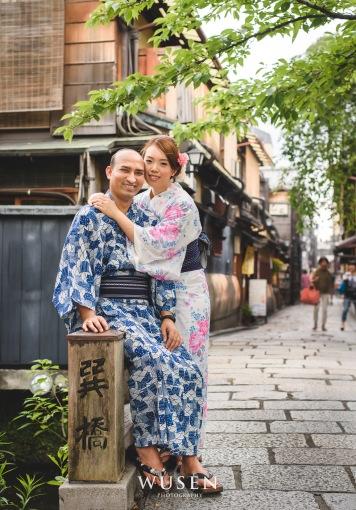 京都浴衣外拍