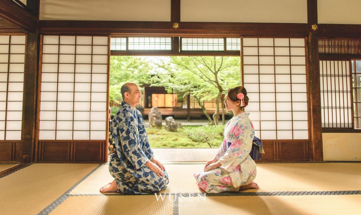 京都夏日 浴衣旅遊寫真 旅遊跟拍 京都七夕浪漫旅 yukata photography