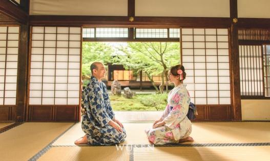 京都和服文化体験, 夏季浴衣租借