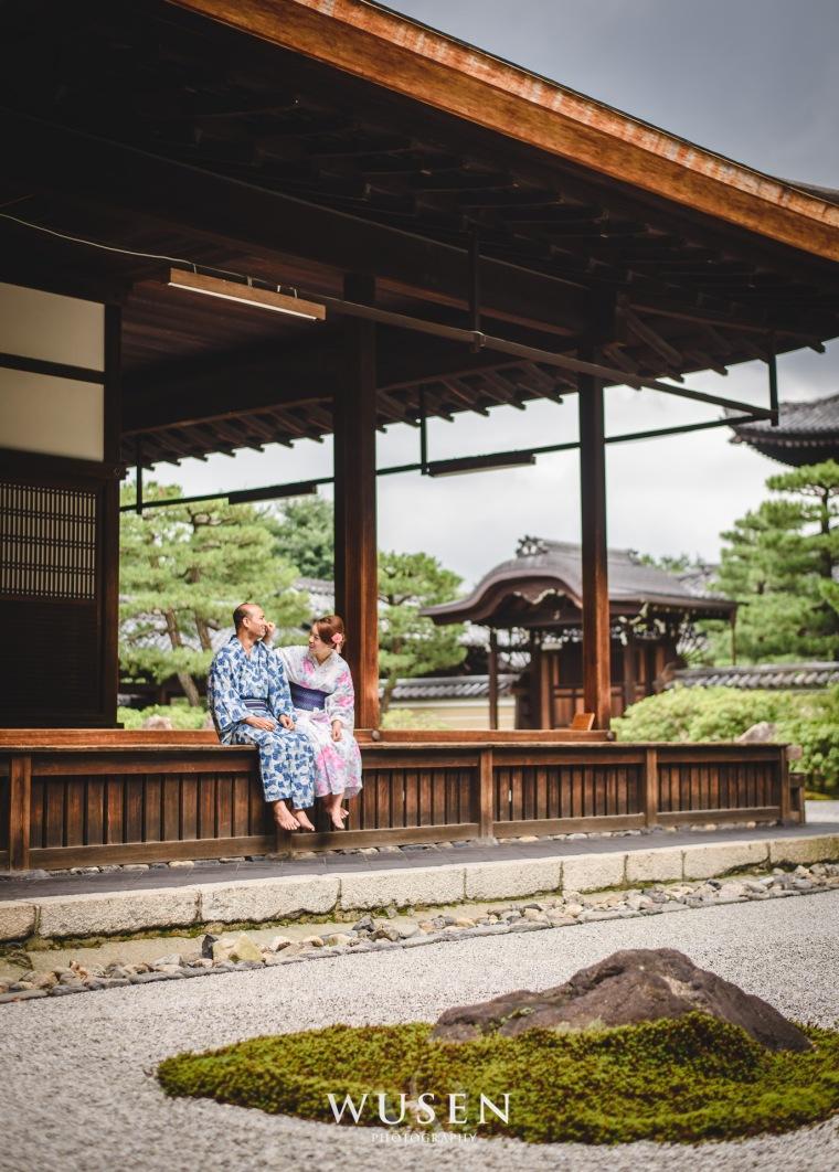 京都和服攝影師, 夏季浴衣