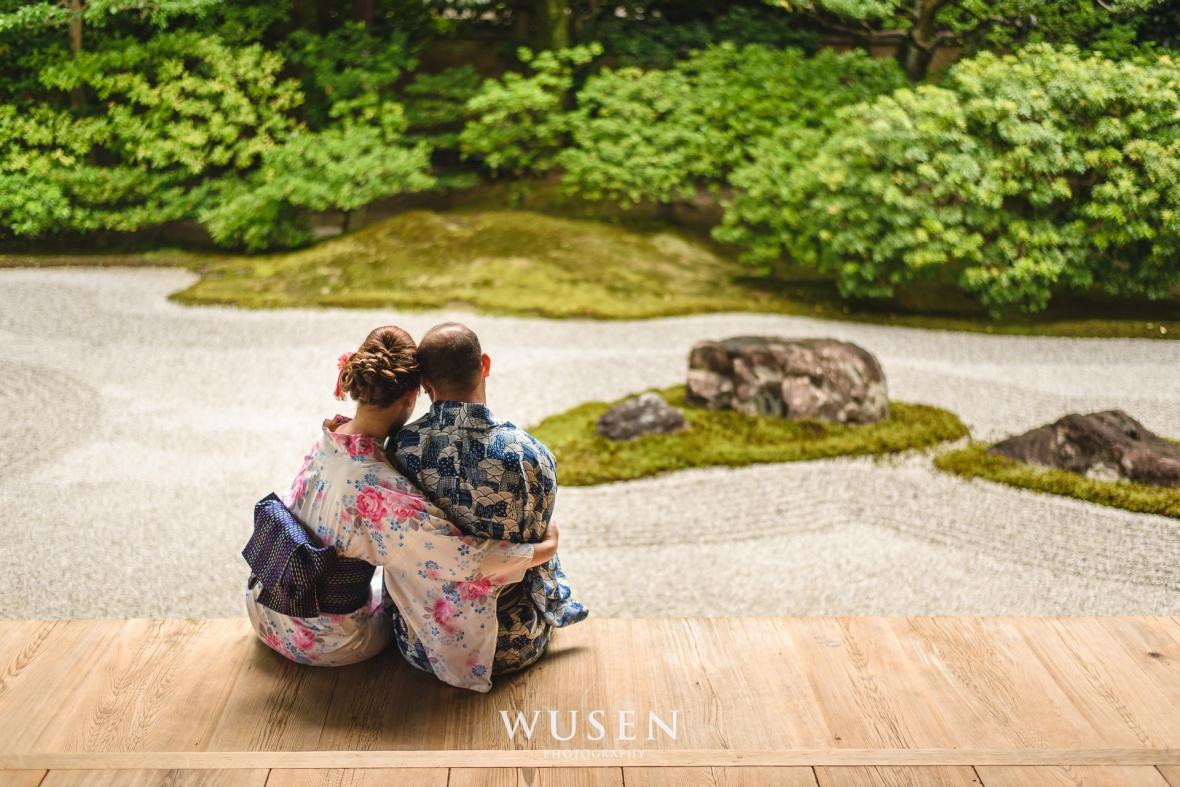 京都和服外拍,甜蜜和服,和服婚紗