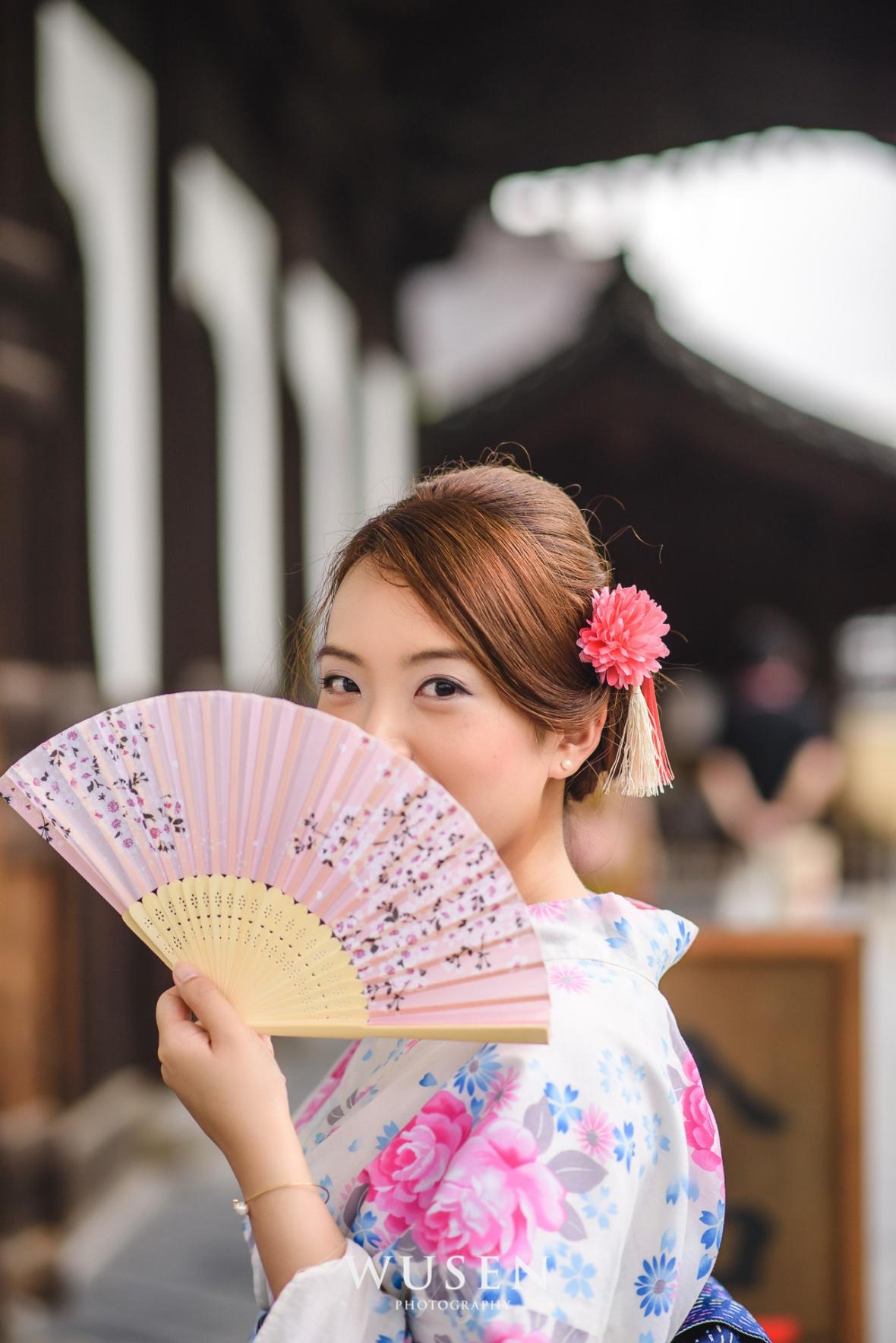 京都和服租借,體驗和服文化