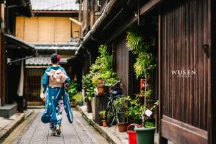 京都和服寫真攝影,和服跟拍