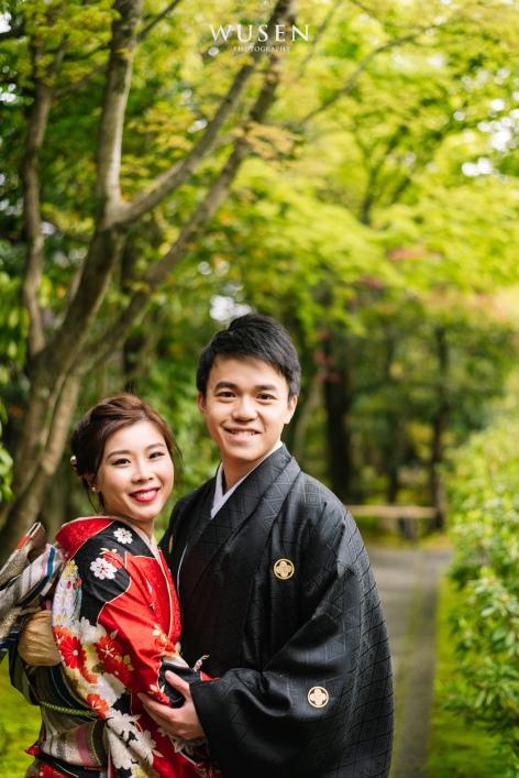 京都和服写真体验