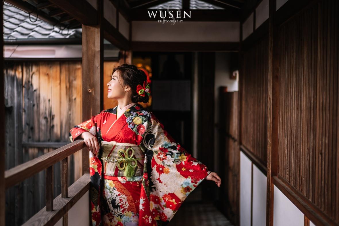 京都和服寫真攝影師