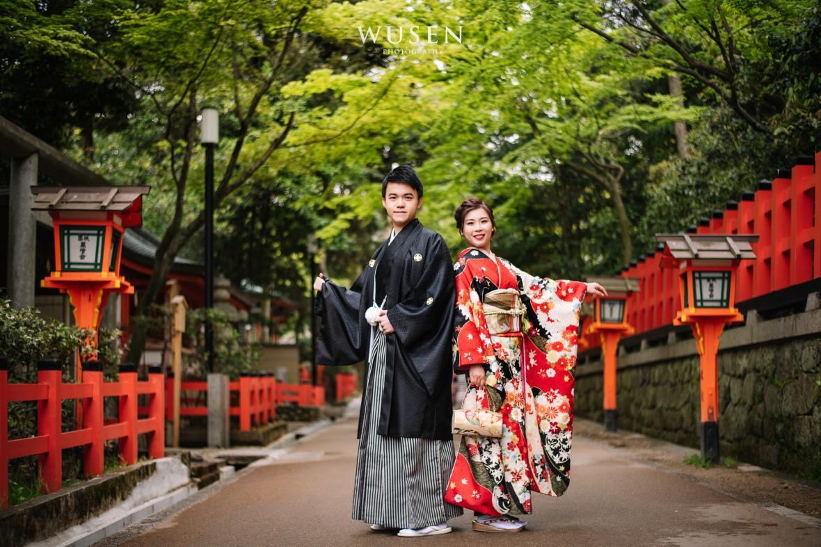 京都和服文化體驗