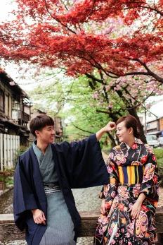 京都和服體驗,三千院,京都攝影師