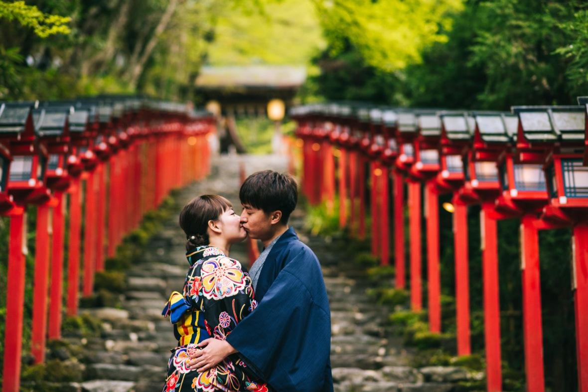 京都和服攝影,三千院,和服外拍