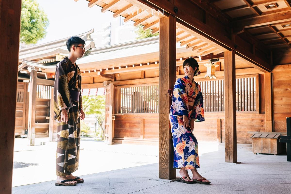 九州福岡市/博多/太宰府和服租借店家介紹 Kimono rental shops in Fukuoka 福岡和服旅拍